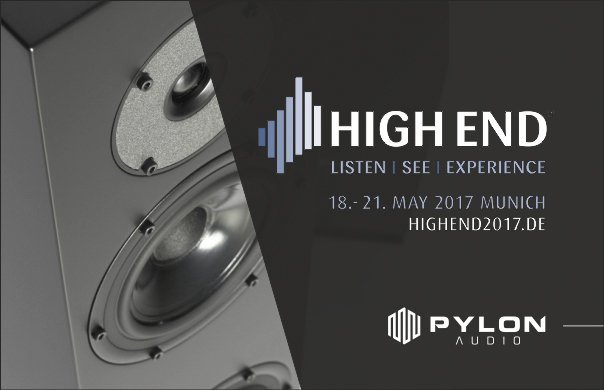 Pylon Audio - HIGH END Monachium 2017!